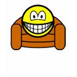 Armchair smile   womens_apparel_tshirt