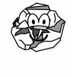 Ball of paper emoticon   womens_apparel_tshirt