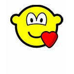 Love heart buddy icon   womens_apparel_tshirt