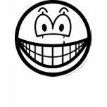 Mime smile   womens_apparel_tshirt