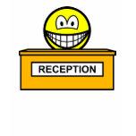 Reception smile   womens_apparel_tshirt