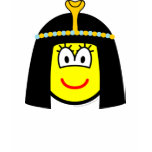 Cleopatra buddy icon   womens_apparel_tshirt