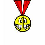 Medal smile   womens_apparel_tshirt
