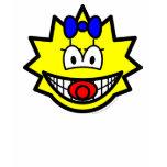 Simpson smile Maggie  womens_apparel_tshirt