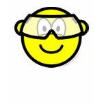 Safety goggles buddy icon   womens_apparel_tshirt