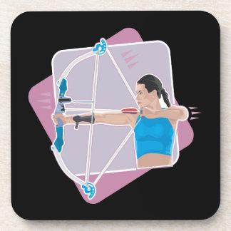 Womens Archery Coaster