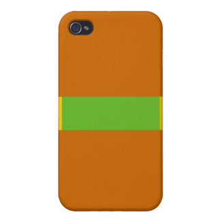 Women's Army Corps Ribbon Case For iPhone 4