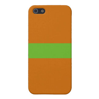 Women's Army Corps Ribbon Case For iPhone SE/5/5s