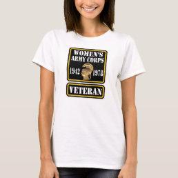 Women's Army Corps Tee Shirt