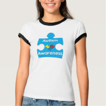 Womens Autism Shirt