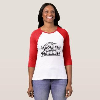 Women's baseball shirt
