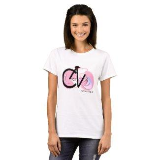 Women's Basic CycleNuts T-Shirt