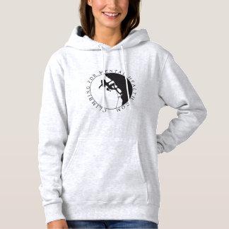 Women's Basic Hooded Sweathshirt Hoodie