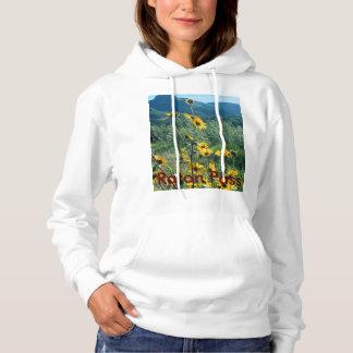 Women's Basic Hooded Sweatshirt, Raton Pass photo Hoodie
