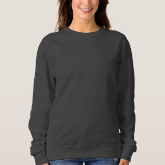 Women's Basic Sweatshirt Create Your Own