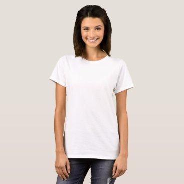 Beach Themed Women's Basic T-Shirt