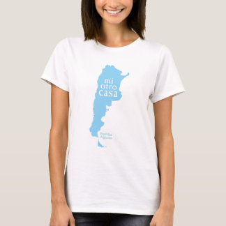 Women's Basic T-Shirt ARGENTINA