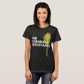 Women's Basic T-Shirt - The Cornfield Resistance
