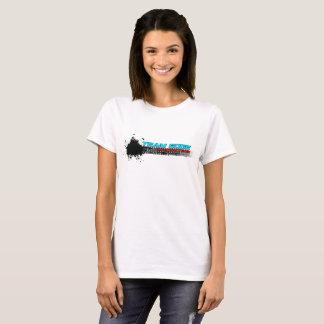 Women's Basic T with Tire Splat Logo T-Shirt