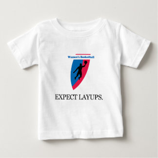 Women's Basketball Baby T-Shirt