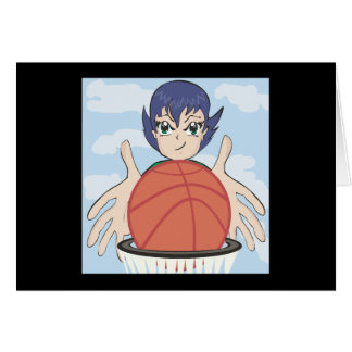 Womens Basketball Card