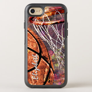 Women's Basketball graphics OtterBox Symmetry iPhone 7 Case
