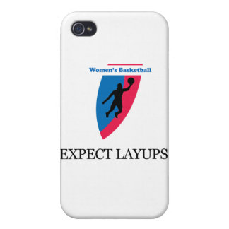 Women's Basketball iPhone 4 Cover