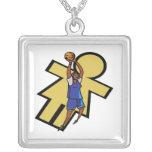 Womens Basketball Jewelry