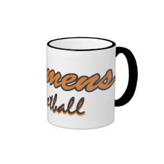 Womens Basketball Mug