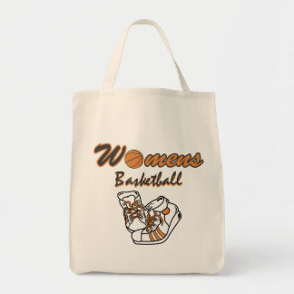 Women's Basketball Shoes T-shirts and Gifts Tote Bag