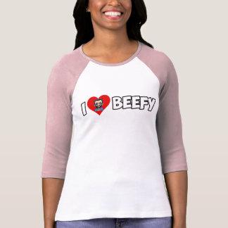 Women's Beefy Long sleeve T-Shirt