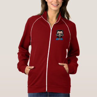Women's Beefy zip-up Jacket