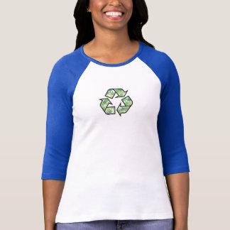 Women's Bella 3/4 Sleeve Raglan Eco Tee-Shirt