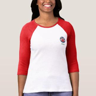 Women's Bella 3/4 Sleeve Raglan T-Shirt