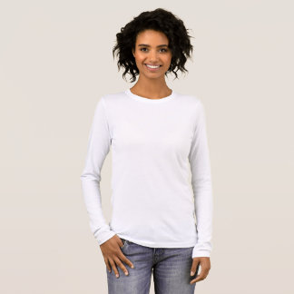 Custom t shirts design your own tees zazzle for Women s long sleeve t shirts