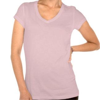 Women's Bella Jersey V-Neck DESPERADO BEAST MONSER Tshirt