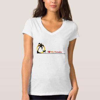Women's Bella Plus Size Jersey T-Shirt, T-Shirt