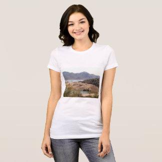 "Women's Bella Tee Shirt ""Rattlesnake Cove"""