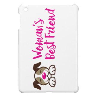 Women's Best Friend iPad Mini Cover