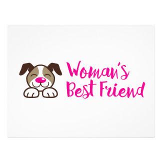 Women's Best Friend Letterhead