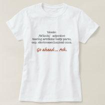 Womens Bionic Def 2 T-Shirt