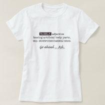 Womens Bionic Def T-Shirt