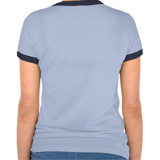 Women's Blue Ringer MSB Tee