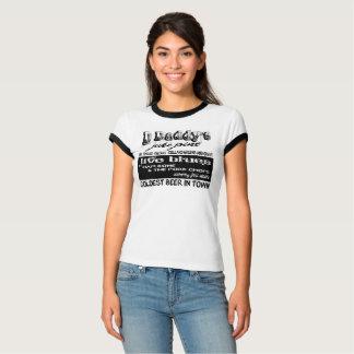 Womens Blues Music Tee Juke Joint T-shirt Southern
