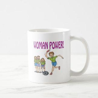 Womens Bowling Team Coffee Mug