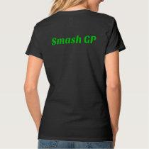 Women's 'Bullseye' Logo w/ Smash GP Hanes T-Shirt