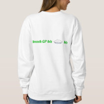 Women's Bullseye Logo w/ Smash GP Sweatshirt