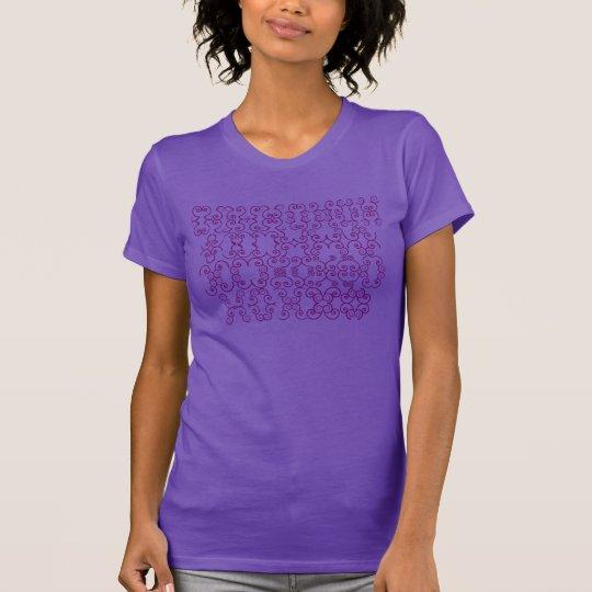 Women's Butterfly Scoop-Neck Teeshirt T-Shirt