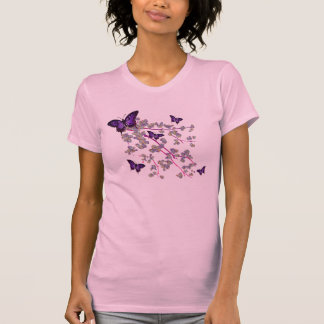 Womens Butterfly T-Shirt