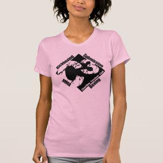 Women's C3 Pink Logo T-Shirt